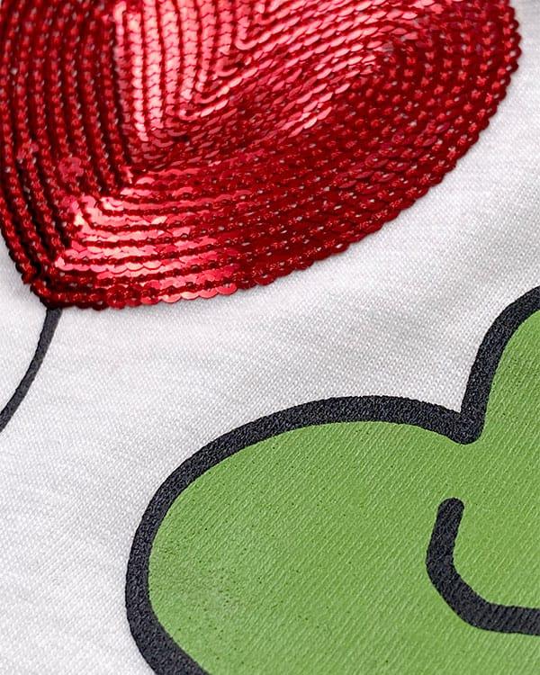 benegassi vestido bebe corazon lentejuelas N5BLTG 4